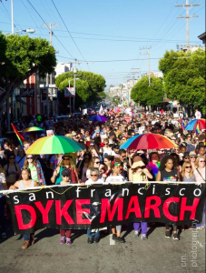 SF Dyke March