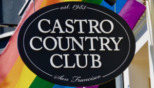 Castro Country Club sign