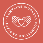 frontline workers counseling project logo